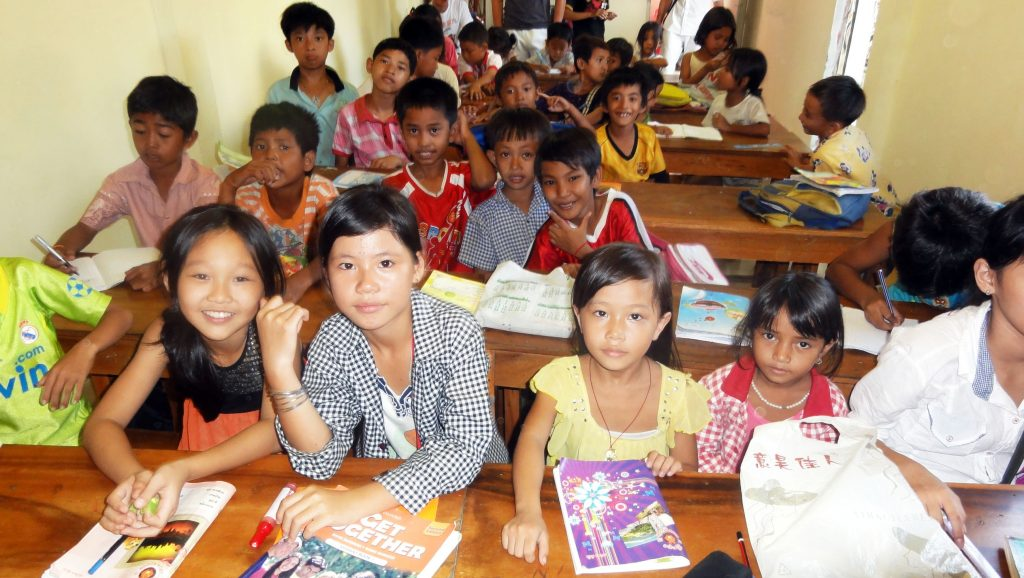 New Youth School Kids