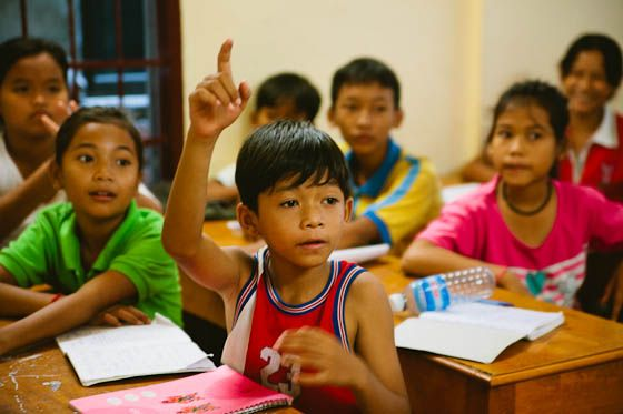 Impact School in Phnom Penh